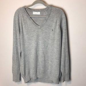 Dior   Vintage neck sweater